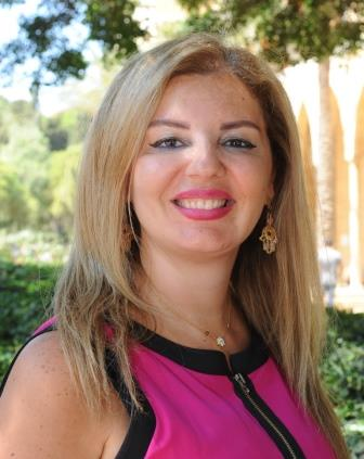 Salma Dannawi Oueida (BE AUB)  was appointed as Associate Vice President for Development and Alumni Relations